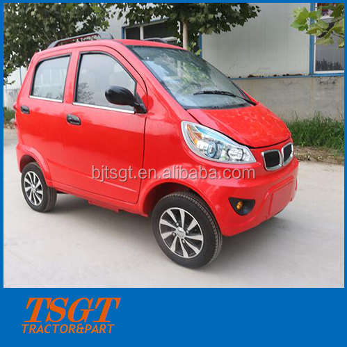 four seats taxi use electric car high quality hot selling