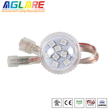 RGB ip65 12v waterproof 40mm led point light