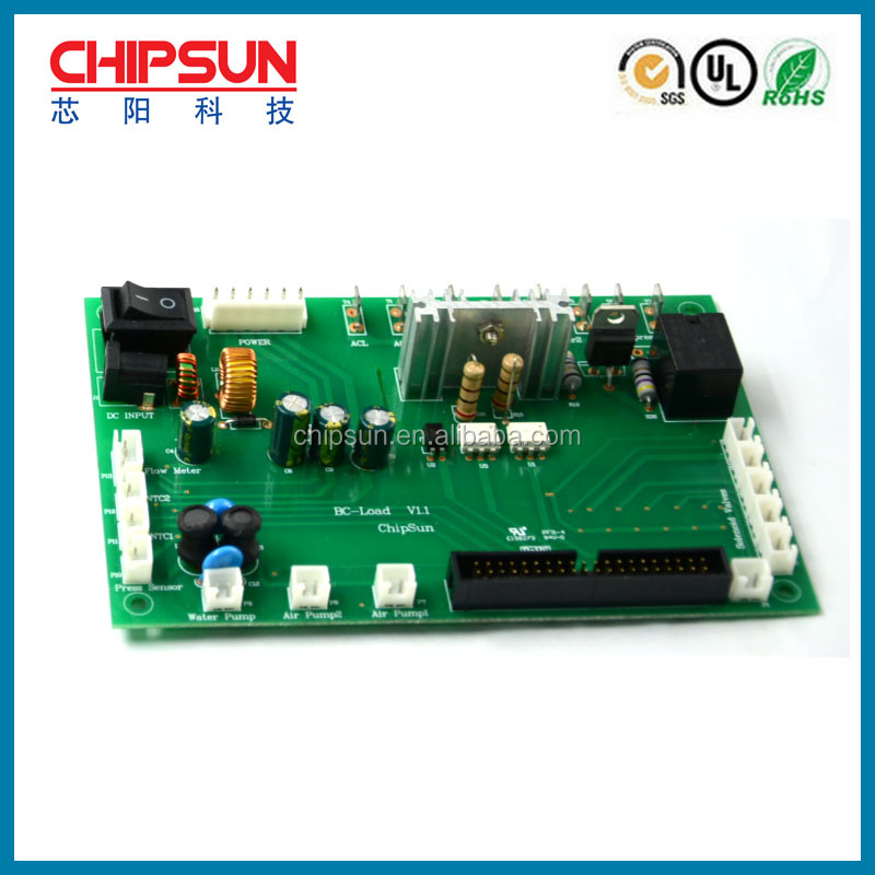 Pcb Assembly Pcb Pcba manufacture China High quality Custom-made Multilayer Professional Chipsun Beer machine