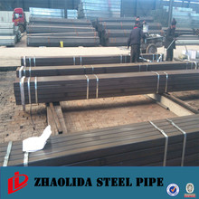 tianjin square tubing ! square pipes weight chart 1inch square steel tubing