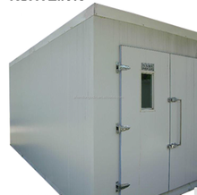 Mobile commercial/industrial freezer room freezing cold