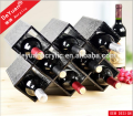 High quality acrylic wine rack inserts for cabinets