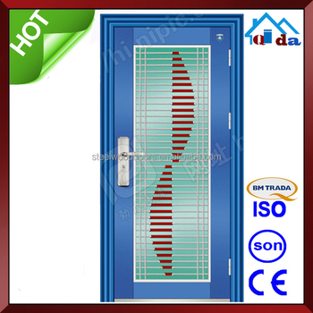 QD-SS141 Stainless Steel Frame With New Stainless Steel Door Design