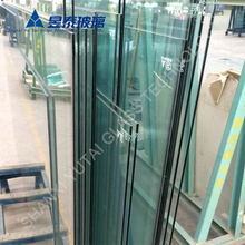 Tempered top Grade Clear Float Glass for Building