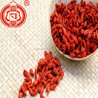 China certified organic goji berry dried fruit with sweet taste Kosher certificate