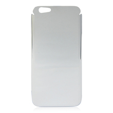Mobile phone accessories, aluminium & gold mirror covers stainless steel phone case for iPhone 6