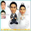 Custom 3D Unusually Sweet & Lovely Wedding Couple Figurines