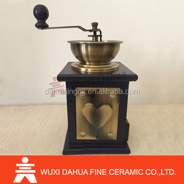 Kitchen appliance Portable hand rolling manual coffee mill