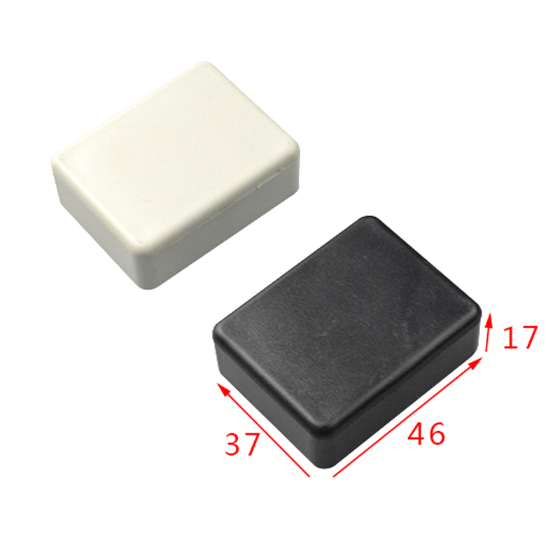 Standard plastic enclosure 46*37*17mm for PCB panel