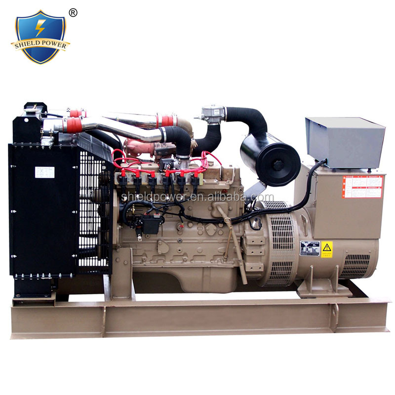 Shenzhen SHIELD Gas Generator Factory, Biogas generator set, Natural Gas Generator set