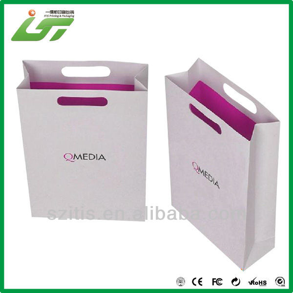 company product high quality paper carry bag supplier in China