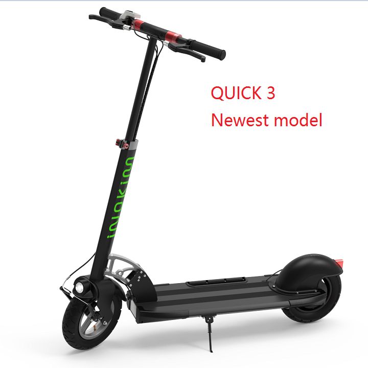 2016 new model QUICK 3 foldable Inokim 2 wheel electric scooter