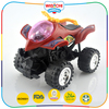 Latest candy toy product classy plastic motorcycle toy