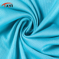 Tongxin Textile square shaped polyester power stretch jersey fabric for competition wear