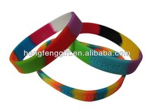 wholesale silicone bracelet/silicon bracelet for nike