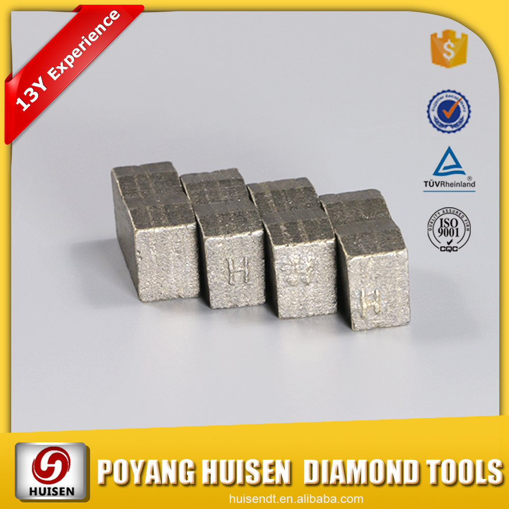 105mm ~3500mm Professional & High Quality Diamond Segment for Stone Cutting, Diamond Tools Manufacturers