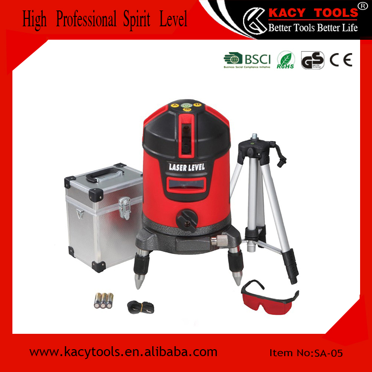 Auto laser wall level ceiling laser level SA05
