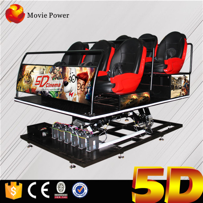 The Lowest Investment 5d Cinema From Movie Power Factory