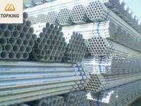 TOP KING Buy wholesale direct from china green house structure hot dip galvanized pipe