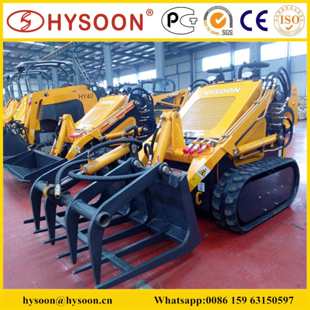 Brand New Skid Steer Loader Type track loader for sale