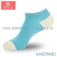 yiwu fanshion all sex match woman/man comfortable ankles socks