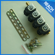 Injector Rail for All kinds of CNG LPG Cars