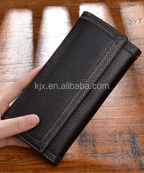 Custom Long Shaped Wallet for Man Woman