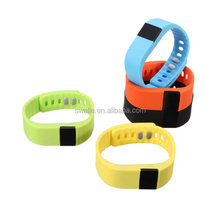 Bluetooth waterproof promotional fitbit flex belt clip pedometer, fitness wristband, smart activity fitness tracker