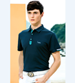 2017 newest men's short sleeve polo golf shirt