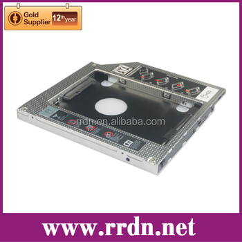 New Version of 9.5mm Universal SATA 2nd HDD Caddy, Model:TITH4BS