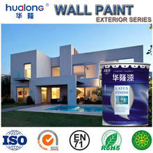 Hualong Lotus Effect Waterproof External Wall Paint (HT860)