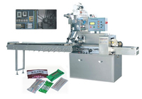 High Speed Pillow Bag Packaging Machine for Chocolate