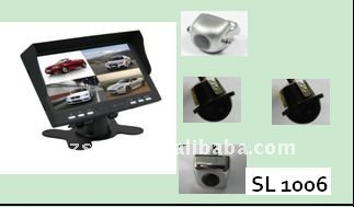 "7"" TFT LCD car dvr camere with high image resolution"