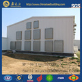 Prefabricated Building steel structure broiler / egg layer Chicken Poultry Farm Equipment