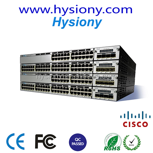 new original Cisco Catalyst 3850 switches network switch brands WS-C3850-24T-S 3850-24T-S