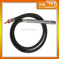 Top quality Concrete Vibrator Shaft,rotating shaft vibrator,concrete vibrator 220v