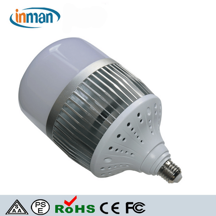 150w 2835 lamp bead dimmable energy saving die cast aluminum led light bulb