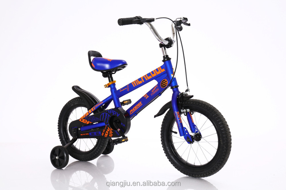 XINGJIU Factory wholesale new design 14 inch kids bike