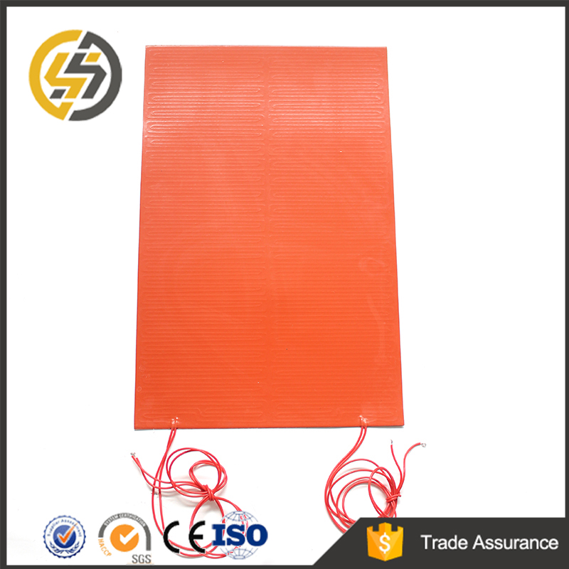 Electric Silicone Heater Mat 200 x 300mm
