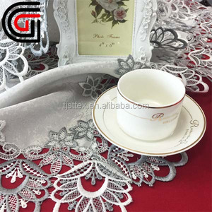Elegant lace table cloth lace