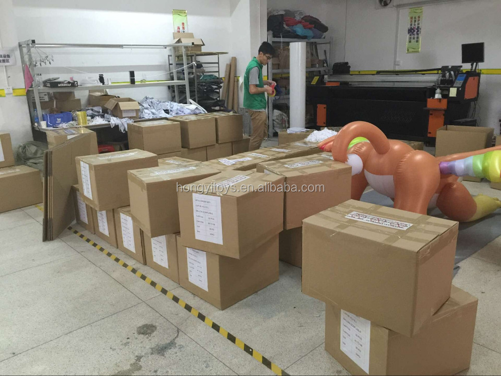 Hongyi Inflatable Toys Dragon , Custom PVC DragonToy