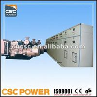 with cummins engine Power Generation 900kw 1125kva diesel and alternative fueled electrical generator