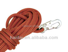 Assorted Color high quality shock cord with hook