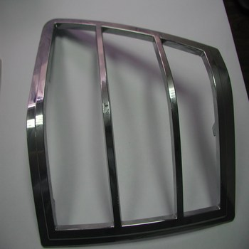 Car accessories plastic moulds