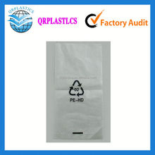 food grade ldpe slider bag