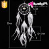 Home Decor Type and feather Material Indian Dream Catcher