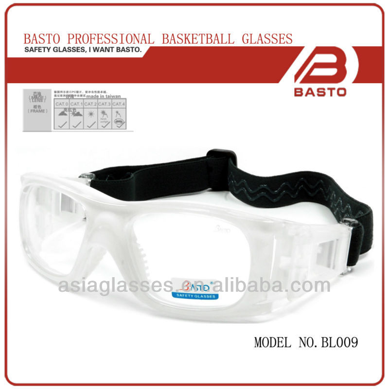 2013 Professional Basketball Safety Glasses, Sport Eye Protector