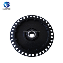 Bank machine part NCR ATM machine component 445-0587796 NCR 58xx 42T-18T Pulley gear 4450587796