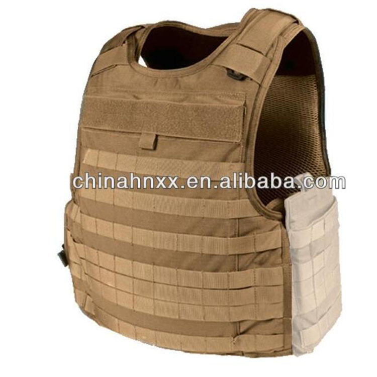 3D Mesh Lined Cutaway Tactical Body Armor Carrier/tactical vest plate carrier
