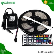 Waterproof SMD5050 12V 24V 5M led light strip For outdoor led strip light rgb